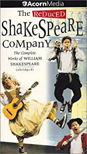 The Reduced Shakespeare Company - The Complete Works of William Shakespeare (Abridged) [VHS]