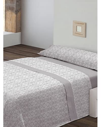 Casa Campo  Set Letto 100%Cotton Royal