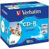 Verbatim DataLifePlus CD-R x 10 700 Mo