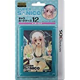 Nintendo Official Kawaii 3DS Game Card Case12 -SUPER SONICO-
