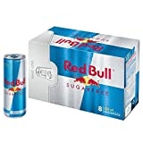Red Bull Sugar Free 8 x 250ml