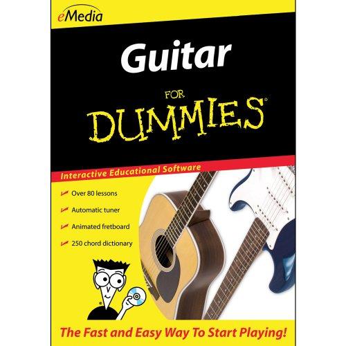 Emedia Guitar For Dummies Mac [Download]