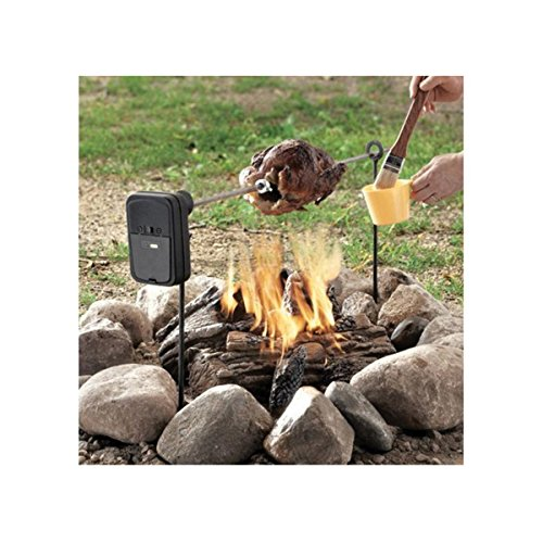 Callow Grizzly Spit Rotisserie