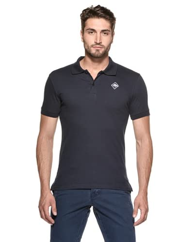 Hot Buttered Polo Short Sleeve [Navy]