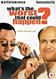 What's The Worst That Could Happen? [DVD] [2002]