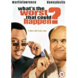What's The Worst That Could Happen? [DVD] [2002]by Martin Lawrence