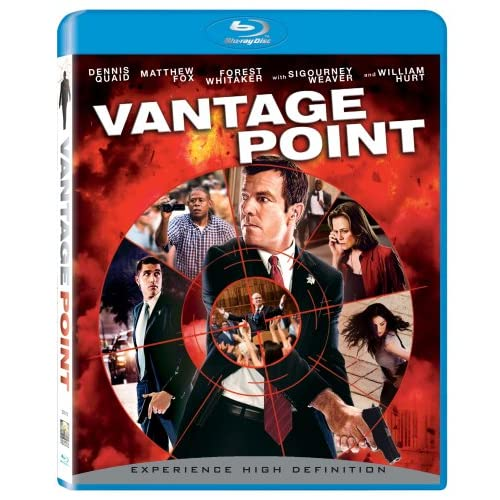 Groucho Reviews Vantage Point