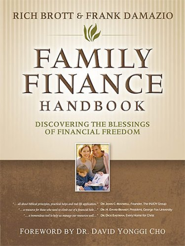 Image for Family Finance Handbook: Discovering The Blessings Of Financial Freedom