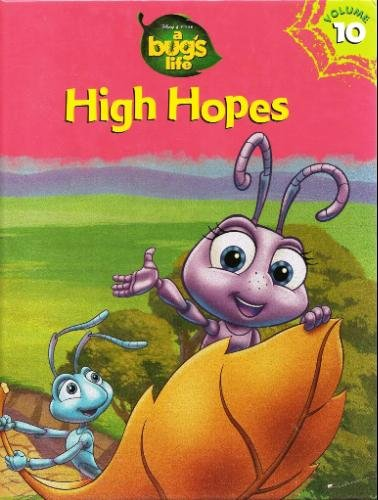 High Hopes (Disney-Pixar's A Bug's Life Library, Vol. 10) (Advance Your Image compare prices)