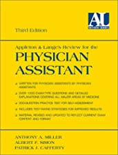 LANGE Q and A Physician Assistant Examination by Albert Simon
