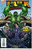 img - for The Incredible Hulk - Destruction #3 (Marvel Comics) book / textbook / text book