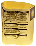 Shop-Vac 9067100 5-to-8-Gallon High-Efficiency Disposable Collection Filter Bag, 2-Pack