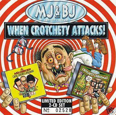 MJ and BJ-When Crotchety Attacks-Limited Edition-2CD-FLAC-1998-WRS Download