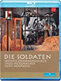 Zimmermann: Die Soldaten (Salzburg 2012) [Alfred Muff, Laura Aikin, Tanja Ariane Baumgartner] [Euroarts: 2072584] [Blu-ray] [2013] [Region Free]