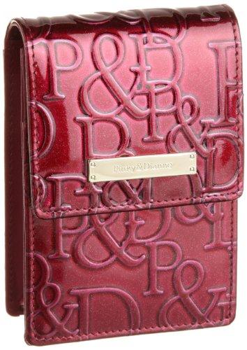 Pinky&Dianne(ピンキーアンドダイアン) アクアリオ シガレットケース  PDLW5DE2 55 (ボルドー)