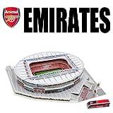 Arsenal アーセナル スタジアム(エミレーツ・スタジアム) 3D パズル