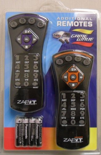 Game Wave Additional Remotes