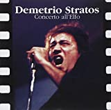 Concerto All'Elfo by DEMETRIO STRATOS (2014-06-17)