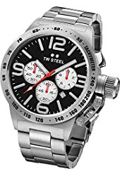TW Steel Mens Watch Chronograph Canteen CB4