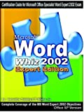 img - for Microsoft Word Whiz Expert Edition book / textbook / text book