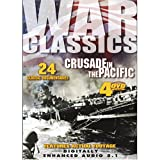 War Classics V.2: Crusade in the Pacific 4-DVD Pack ~ 24 Classic Documentaries