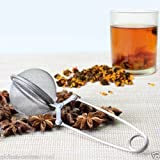 God Gift Stainless Steel Tea Infuser Mesh Ball Tong For Brewing Green Tea