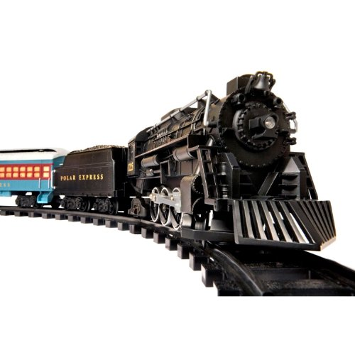 The Polar Express G-Gauge Electric Train Set