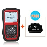 Autel Autolink Al539B Code Reader & Electrical Test Diagnostic Tool