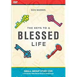 The Keys to a Blessed Life Small Group DVD