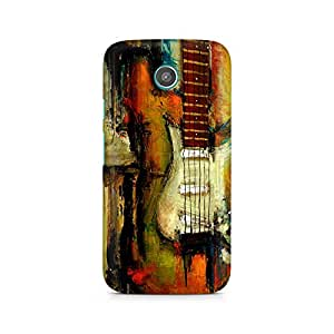 Mobicture Music Premium Printed Case For Moto G2