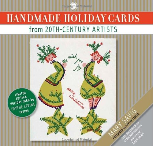 Handmade Holiday Cards from 20th-Century Artists