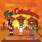 Tres Caballeros (Deluxe Edition Cd+dvd)