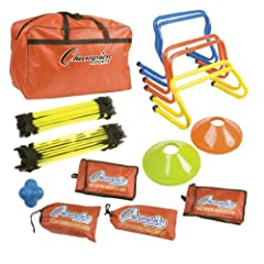 Buy Champion Sports Speed Agility Kit by Champion Sports