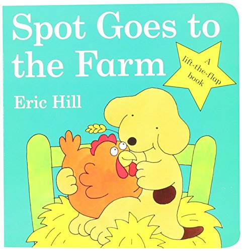 Spot Goes to the Farm board book (Good To Great 2001 compare prices)