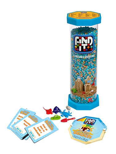 Find it Games - At the Beach - The Original Hidden Object Search Adventure (Find It A Contained Adventure compare prices)