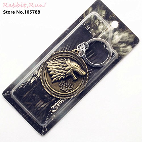 2016-new-metal-keychain-game-of-thrones-for-stark-house