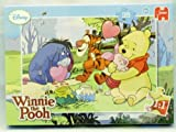 Disney Winnie The Pooh: 35 pc puzzle - Making Heart Shaped Cards & Balloons