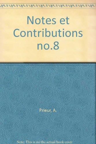 notes-et-contributions-no8
