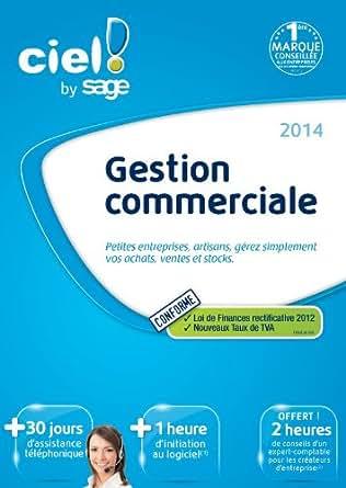 Ciel Gestion Commerciale 2014 [Téléchargement]