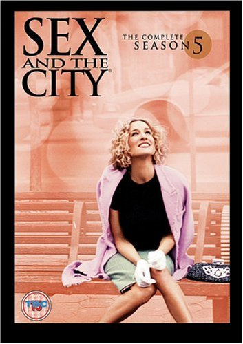 Sex And The City – Season 5 [DVD]