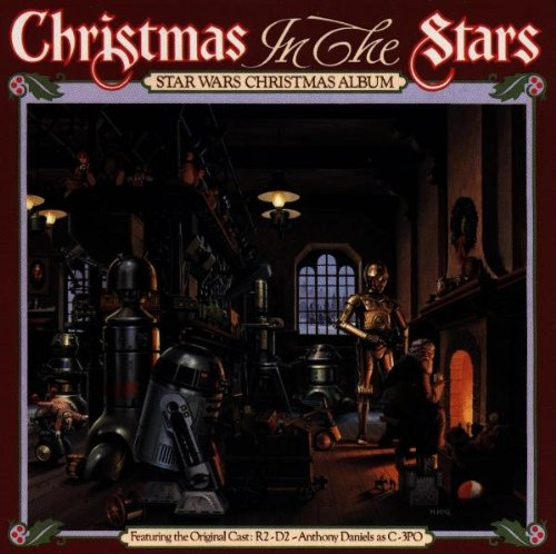 Original album cover of Christmas In The Stars: Star Wars Christmas Album by Meco