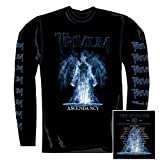 Merchandise - Trivium - Longsleeve Blue Angel Tour (in S) von Trivium