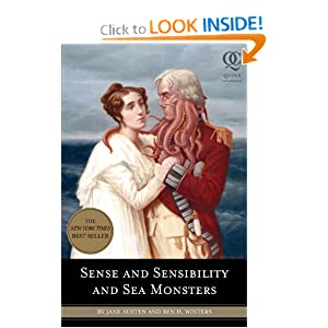 Sense and Sensibility and Sea Monsters (Jane Austen )