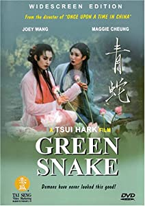 Cover of &quot;Green Snake&quot;