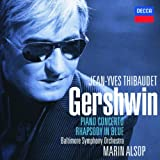 Gershwin: Rhapsody In Blue/Piano Concerto Etc