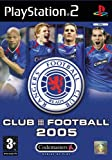 echange, troc Club Football: Rangers 2005 (PS2) [import anglais]
