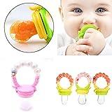 Kungfu Mall Baby Kind Nippel Fresh Food Paste Knabber Feeder Werkzeug Sicheres Baby Supplies Füttern
