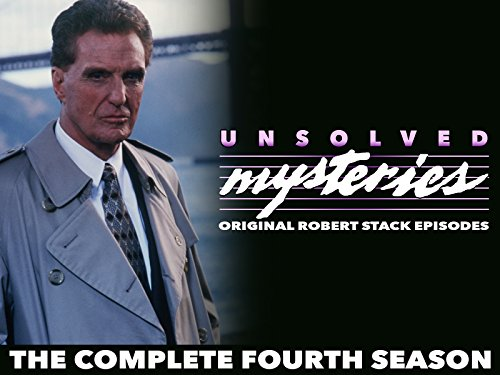 Unsolved Mysteries: Original Robert Stack Episodes - Season 4