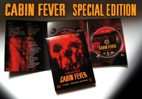 Cabin Fever (Special Edition, 2 DVDs)
