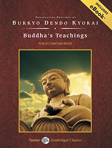 Buddha's Teachings - Bukkyo Dendo Kyokai